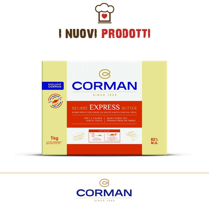 Burro Express Corman