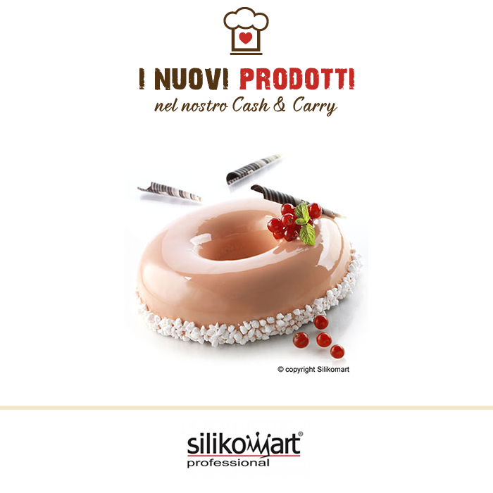 Stampo in silicone SAVARIN 180/1