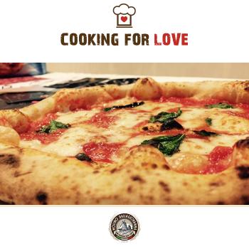 Pizza Margherita - Farina LaNapoletana DallaGiovanna