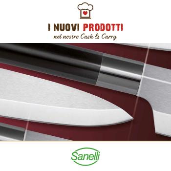 Nuova linea di coltelli Sanelli San