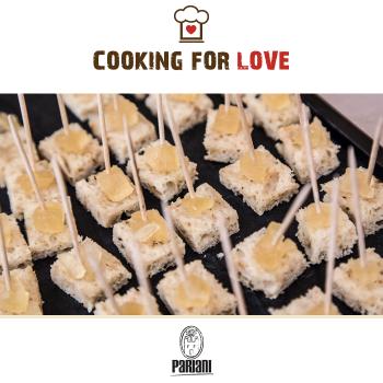 Cake salata gorgonzola e pere - Pariani