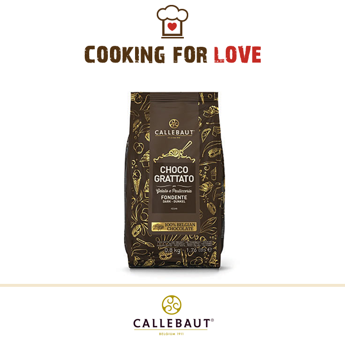 Chocograttato Callebaut