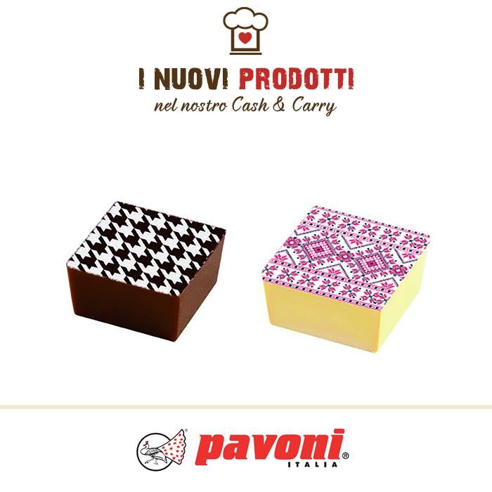 Serigrafie per la decorazione di praline e cioccolato - Pavoni Italia