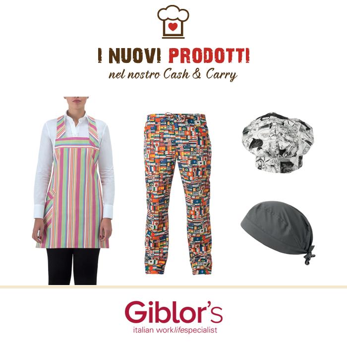 Chef Line - abbigliamento professionale - Giblor's