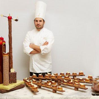 3 stelle Michelin incoronano il ristorante St. Hubertus e il suo Pastry Chef Andrea Tortora