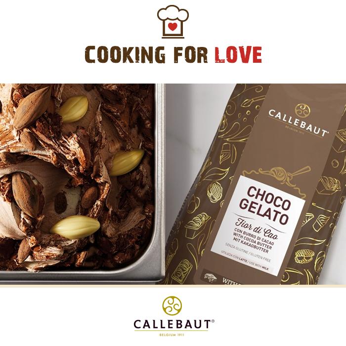 Cioccolato scomposto - Callebaut