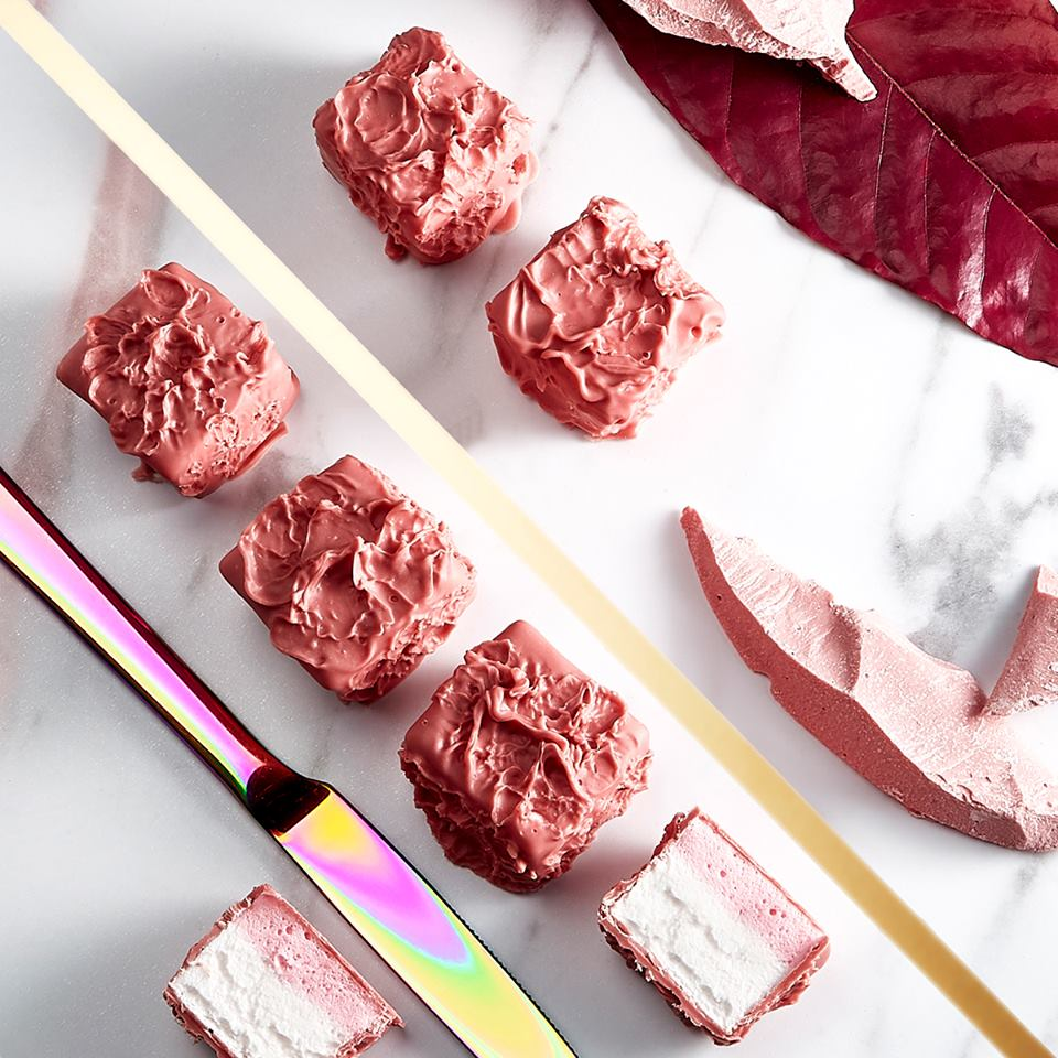 Ruby RB1 Callebaut - Artebianca