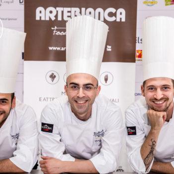 Coppa del Mondo di Pasticceria - Artebianca