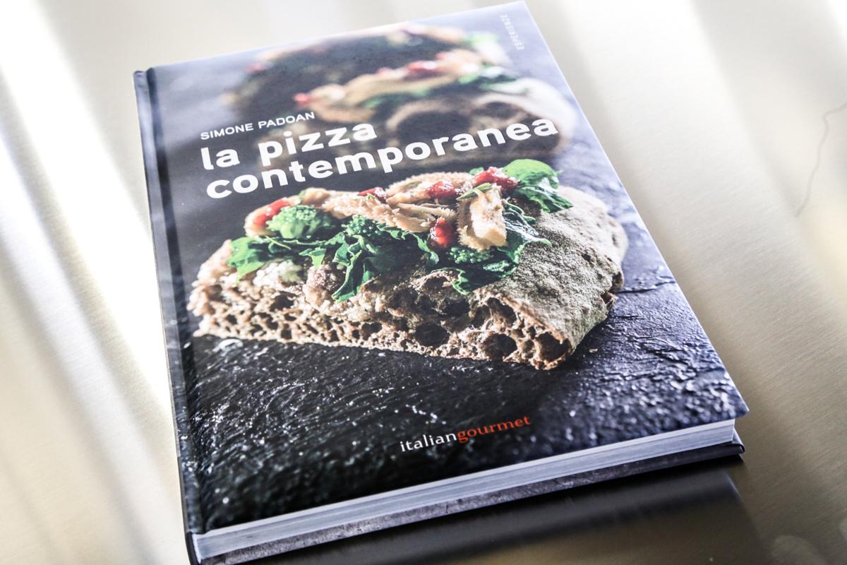 La pizza contemporanea, Simone Padoan