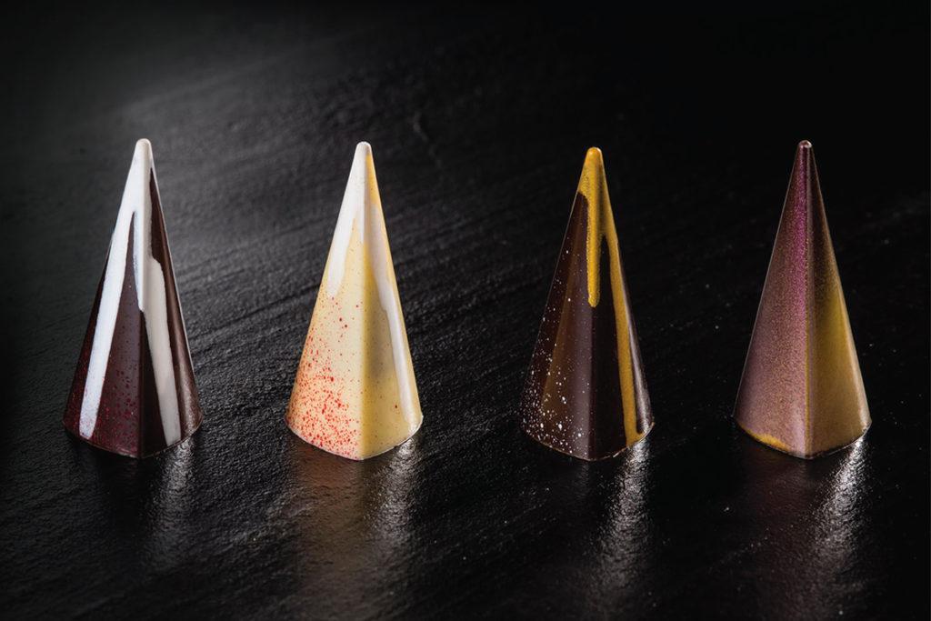 Pyramid Praline
