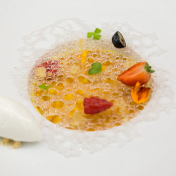 Crème brulée al cardamomo