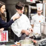 La cucina Bio dello Chef stellato Massimo Fezzardi. Sapore, passione ed emozione per la terza Lezione di Chef.