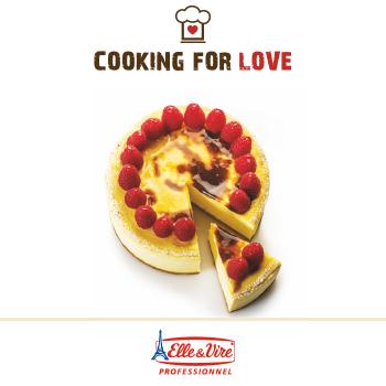 Chese Cake alla vaniglia - Elle & Vire®