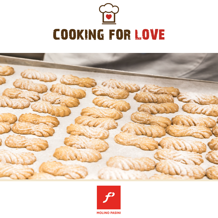 Biscotti viennesi - Molino Pasini