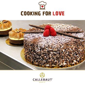 Meringata al cioccolato - Callebaut
