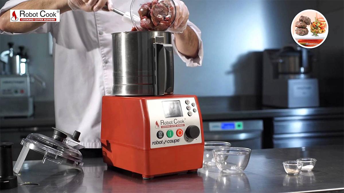 Robot Cook®: il 1° robot che cucina per professionisti ...