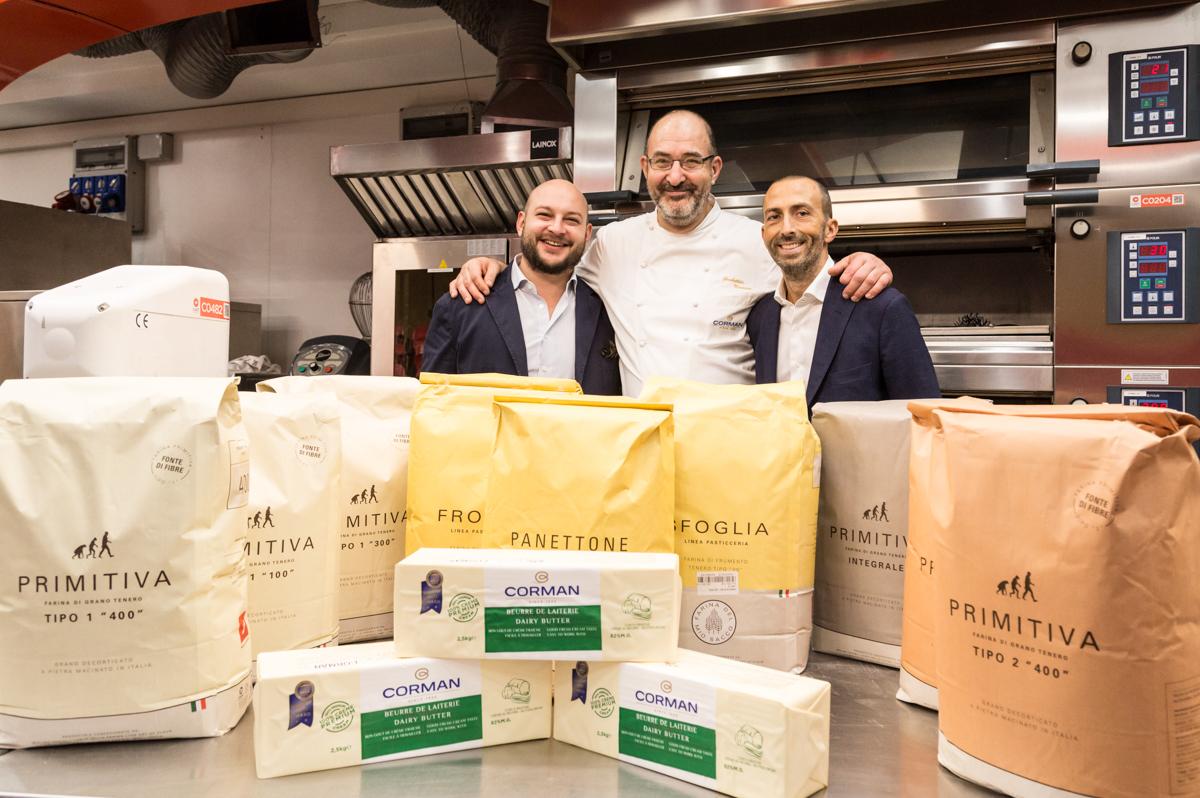 """""""Torte da forno dal mondo"""" - Seconda parte - Molino Pasini e Corman"""