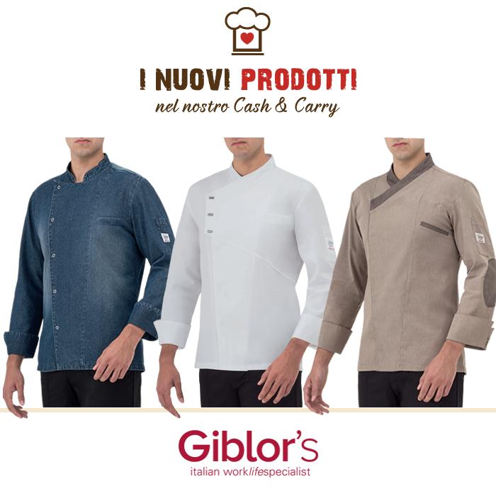 Chef Style - abbigliamento professionale - Giblor's