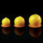 stampi in silicone Pavoflex di Pavoni Italia per monoporzioni e mignon