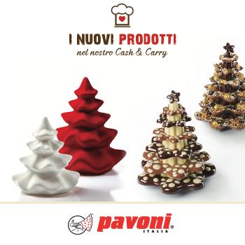 Stampi termoforati con soggetti natalizi - Pavoni Italia