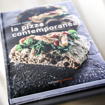 La pizza contemporanea, Simone Padoan