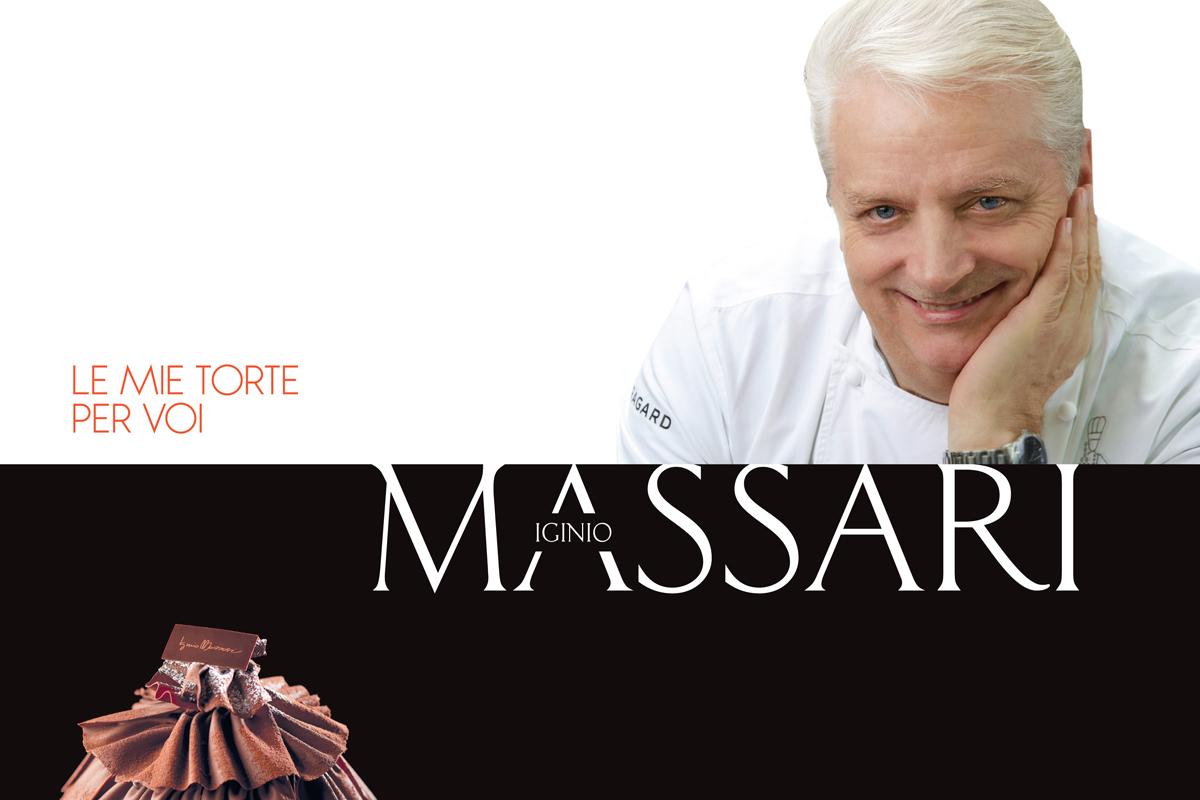 Le mie torte per voi, Iginio Massari