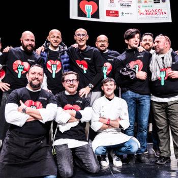 T'invito a cena 2018 - Artebianca