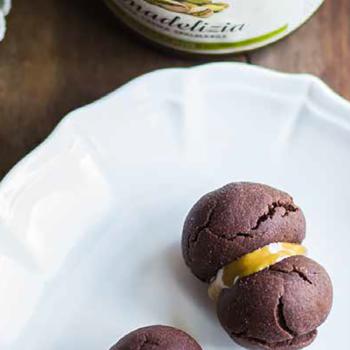 Baci al cacao e Cremadelizia Pistacchio