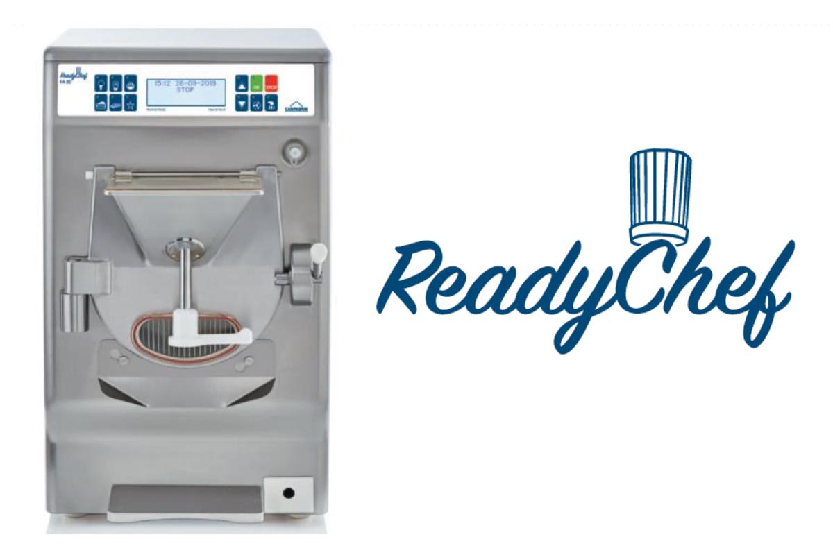 Readychef 14 20 macchinari di successo per il gelato artigianale.